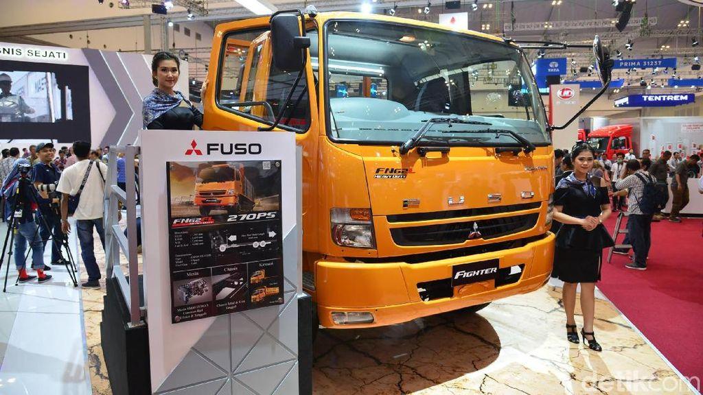 Fuso Mau Bikin Truknya Pas dengan Kebutuhan Orang Indonesia