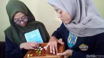 Brama, Alat Peraga Braille Matematika Karya Mahasiswa UMK