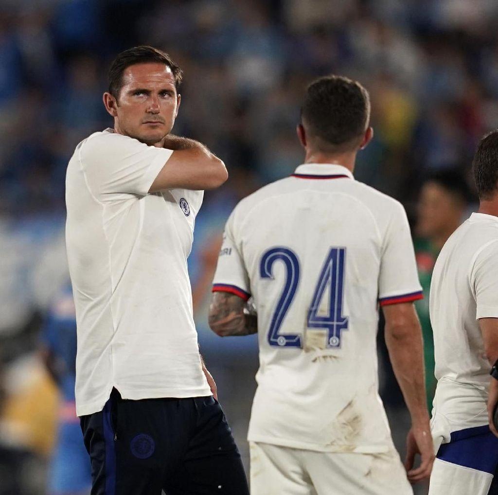 Meski Kalah, Lampard Senang dengan Fisik Pemain Chelsea