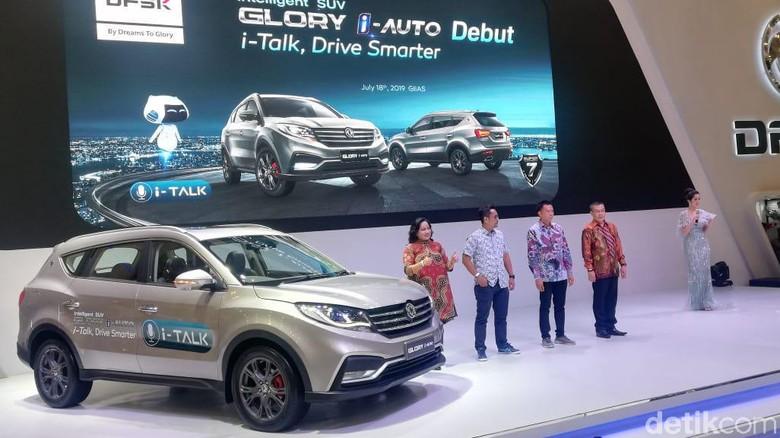 Glory i-Auto debut di GIIAS 2019 Foto: Rizki Pratama