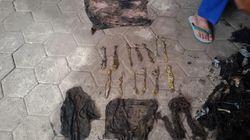 Dinas SDA DKI Sisir Gorong-gorong yang Mampet karena Kondom dan Kabel