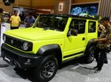 Suzuki Sunat Fitur Ini pada Jimny yang Dijual di Indonesia