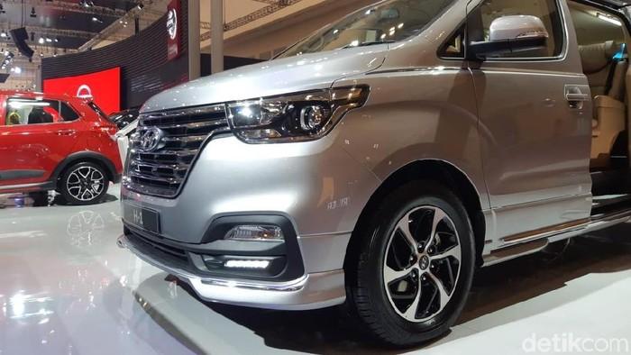 Hyundai H-1 di GIIAS 2019
