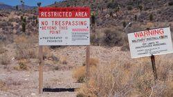 Pencetus Serbu Area 51 Terungkap, Takut Ditangkap FBI