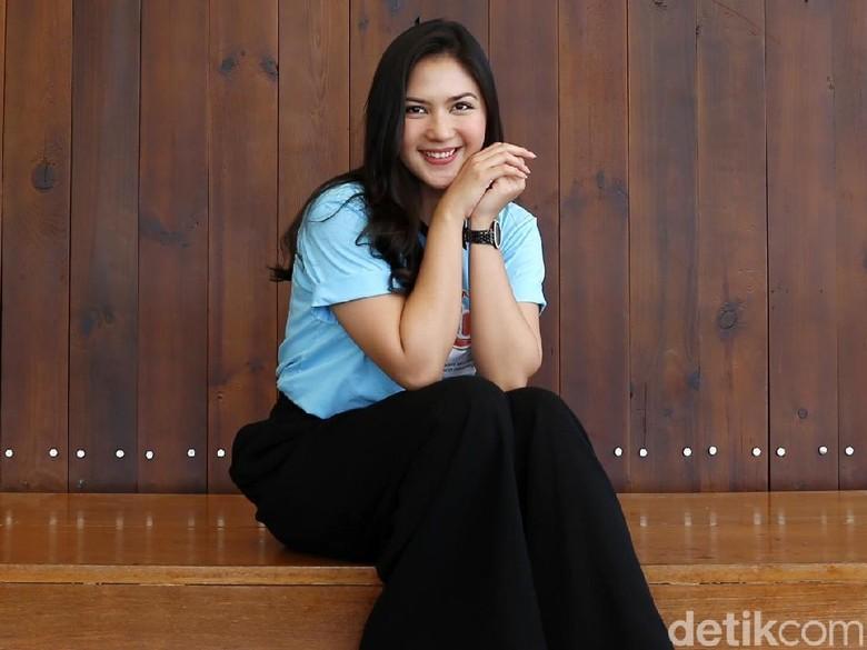 Jessica Mila Foto: Dicky Ardian/detikHOT