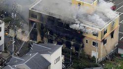 Fakta-fakta Baru Mengerikan dari Kebakaran Studio di Jepang