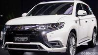 Buat Mitsubishi, Menjual Outlander PHEV adalah Tantangan