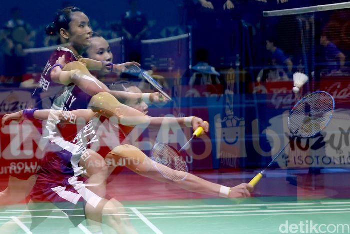 Tunggal putri Taiwan, Tai Tzu Ying, melenggang ke semifinal Indonesia Open 2019.