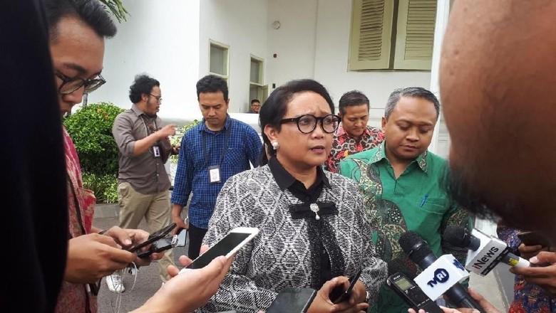 PSI Lapor Human Trafficking ke Jokowi, Menlu: 8 WNI Sudah Dipulangkan