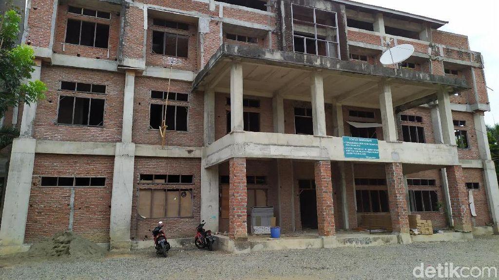 Pembangunan Asrama Haji Aceh Mangkrak 6 Tahun, Komisi VIII DPR Berang