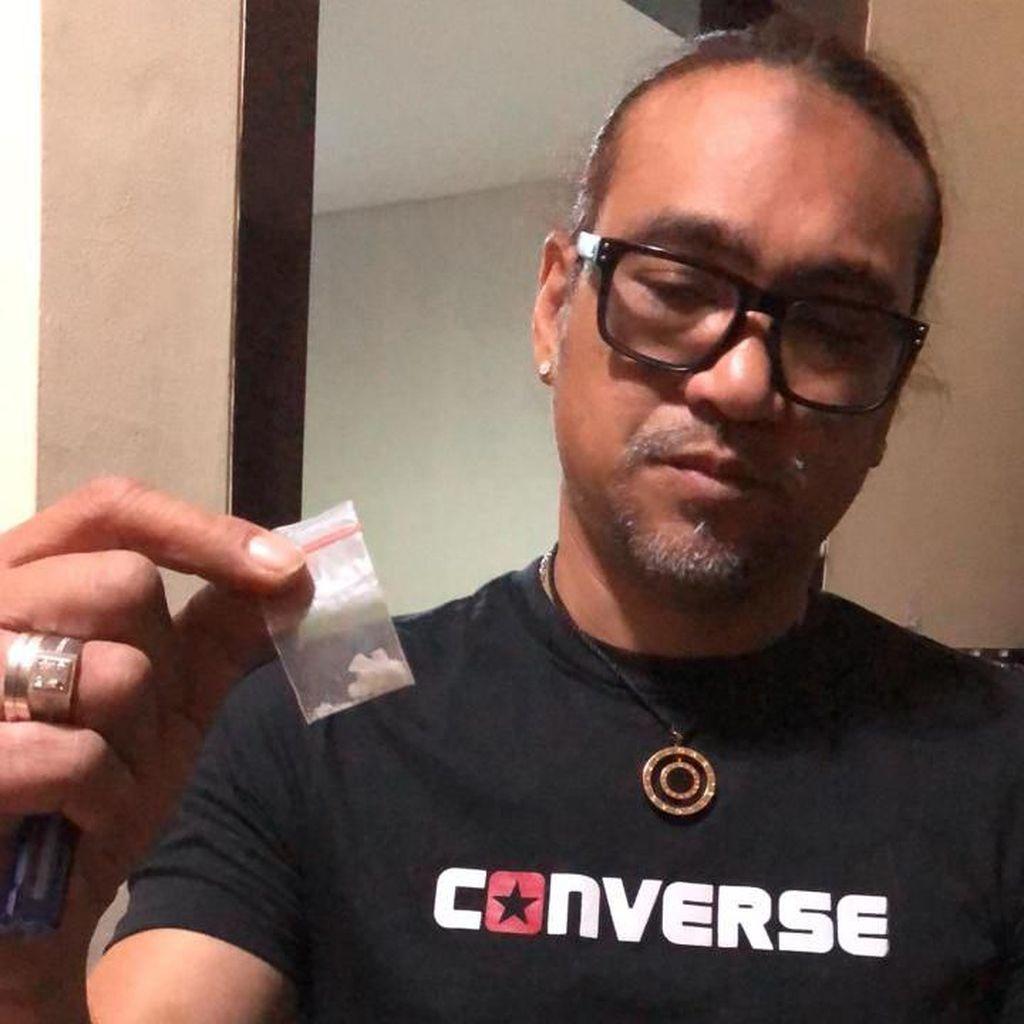 Iyan Sambiran Suami Nunung Sudah 24 Tahun Konsumsi Narkoba