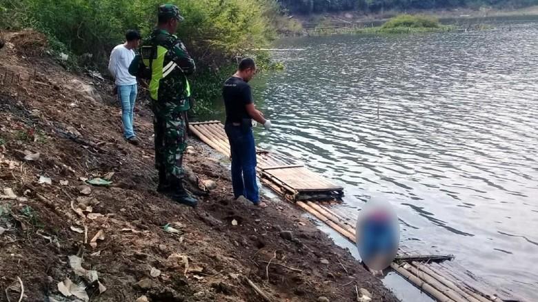 Jasad Sri dengan Luka Lebam Ditemukan Mengambang di Sungai Citarum