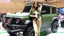 Dibanderol Rp 300 Jutaan, Ini Spesifikasi Jimny di Indonesia