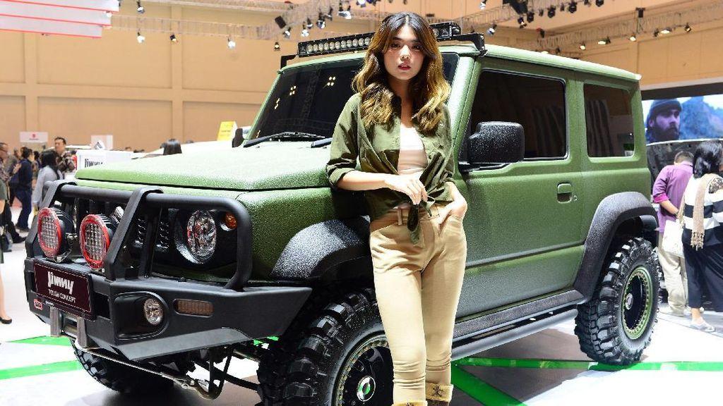 Tanggapi Jimny, Jeep: Sama-sama Ikonik