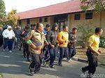 Polisi Gemuk Dilatih Turunkan Berat Badan, Ada yang Berbobot Lebih 90 Kg