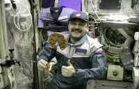 Makan Pakai Odol hingga  Pizza, Ini Perkembangan Makanan Astronaut