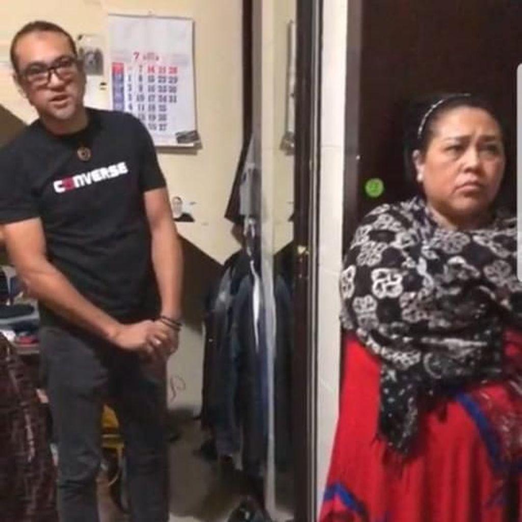 Barbuk Sabu Nunung dan Suami Sisa Bekas Pakai 3 Hari Lalu