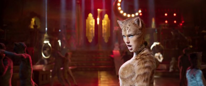 Banyak yang terkejut melihat penampilan Taylor Swift dalam film Cats.Dok. YouTube