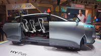 Hy-Fun, Mobil MPV Futuristik Daihatsu yang Sasar Milenial