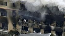 Horor Kebakaran di Kyoto Animation