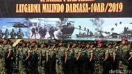 TNI dan Tentara Malaysia Latgab di Sentul