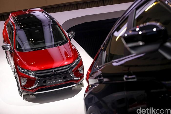 Pameran otomotif GIIAS 2019 jadi ajang bagi Mitsubishi untuk mengenalkan beragam mobil baru mereka. Salah satunya adalah Eclipse Cross.