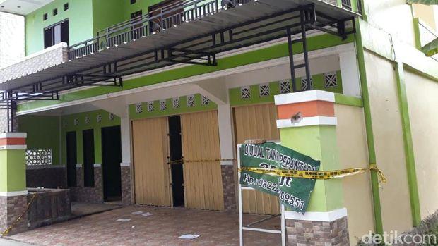 Kantor bisnis investasi bodong di Klaten.