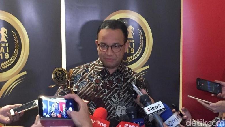 Terima Penghargaan Provinsi Ramah Anak dari KPAI, Anies: Ini Jadi Pemacu