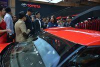 GIIAS 2019: Kaesang Naksir Mobil Sport Rp 2 M, Langsung Pesan?