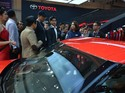 Kata Kaesang Usai Melihat Mobil Sport Rp 2 Miliar dari Toyota