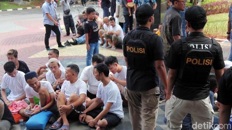 Kejaksaan Terima Limpahan 231 Tersangka Kerusuhan 22 Mei dari Polda Metro
