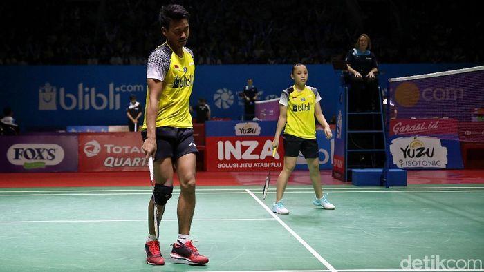 Wakil Indonesia banyak yang tumbang di hari pertama Hongkong Open 2019 (Foto: Agung Pambudhy)