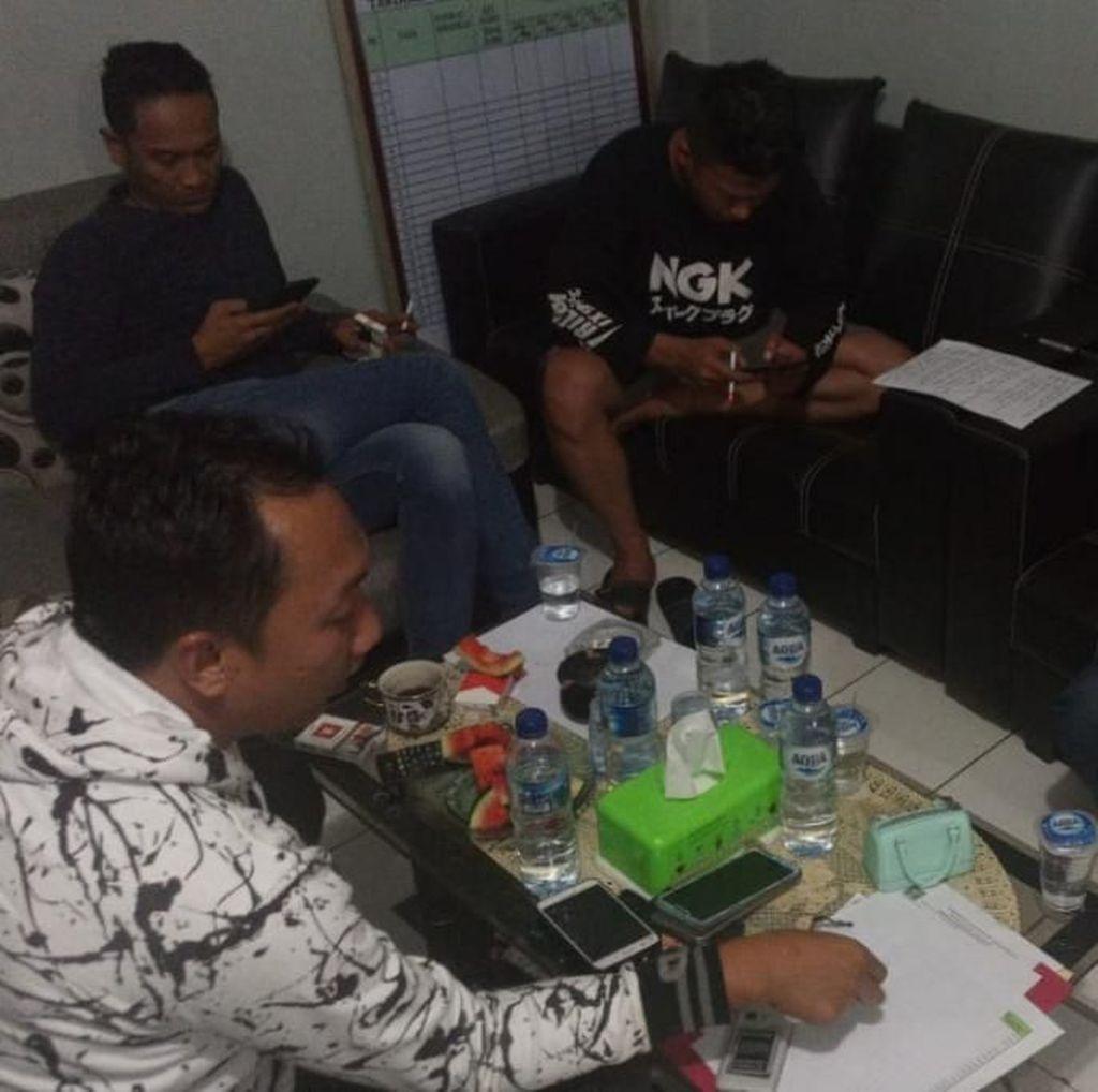 Yuli Selundupkan Kondom Isi Sabu Dalam Kelamin ke Lapas Jelekong