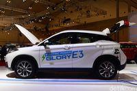 Glory E3, mobil listrik DFSK.