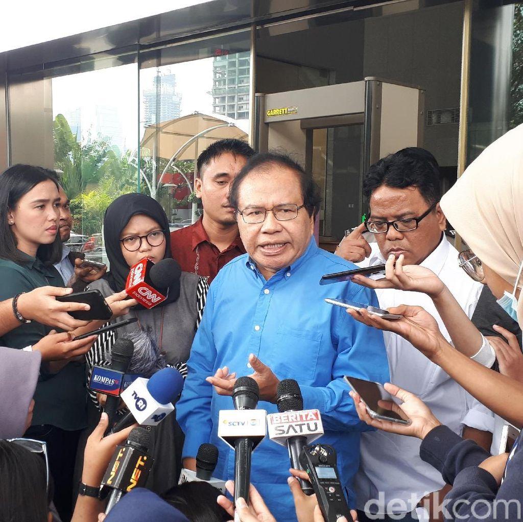 Usai Diperiksa KPK, Rizal Ramli Bicara Panjang Lebar Awal Mula BLBI