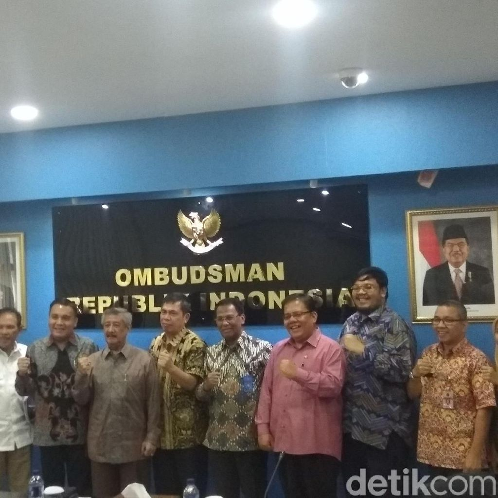 Kinerja Disorot Ombudsman, Komjak Singgung OTT KPK di Kejati DKI