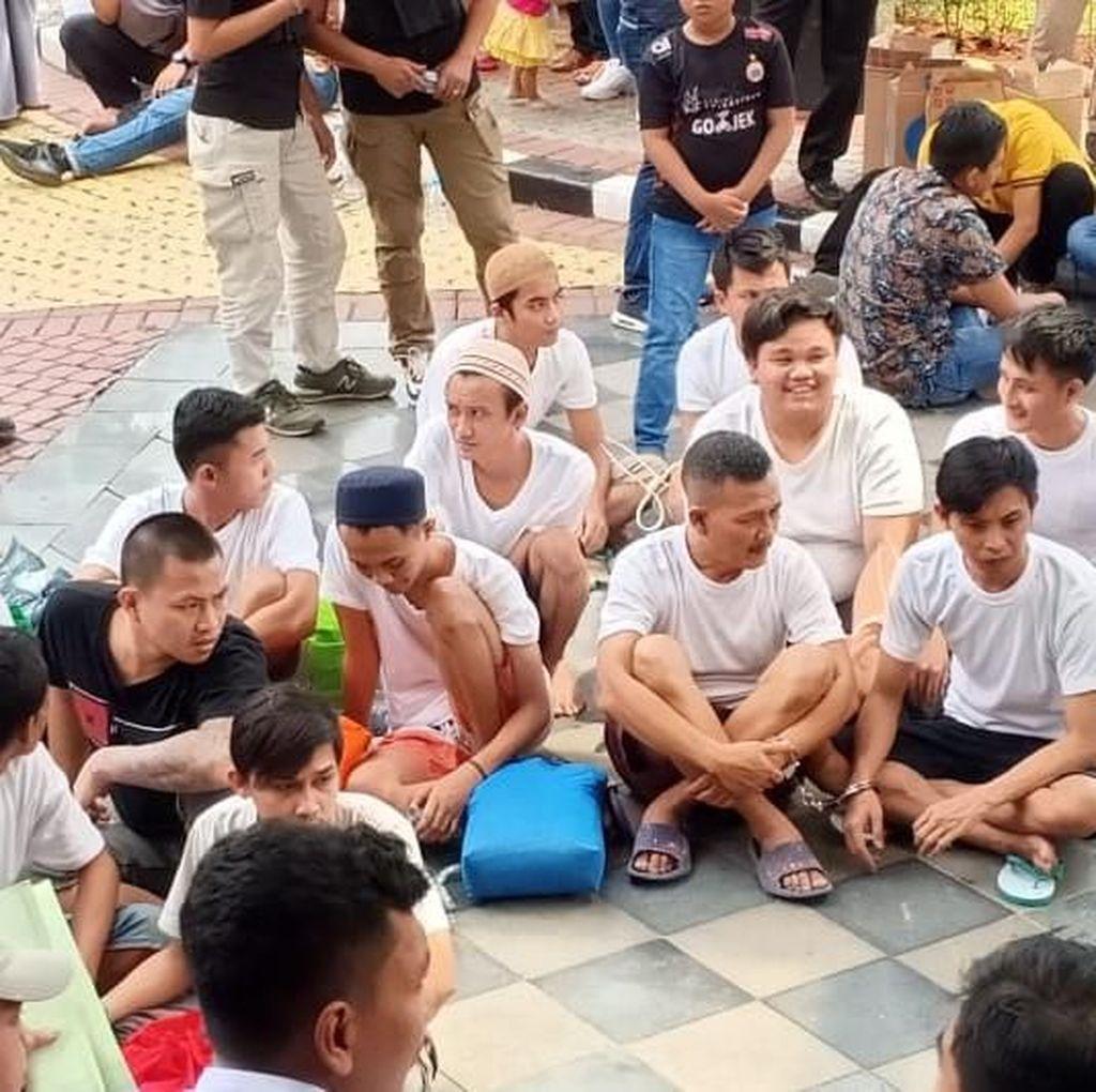 334 Tersangka Kerusuhan 22 Mei di Jakarta Diserahkan ke Kejaksaan