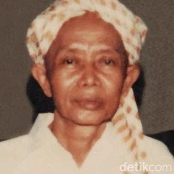KH Chudlori (Foto: istimewa)