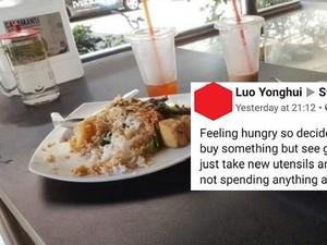 Bagikan Cerita Santap Makanan Sisa di Restoran, Pria Ini Disebut Freegan
