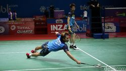 Jumpa Junhui/Yuchen di Semifinal Indonesia Open, Kevin/Marcus Waspadai Postur Lawan
