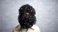 Penampilan Pria yang Tak Pernah Cuci dan Potong Rambut Selama 40 Tahun