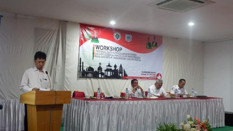 Kemendes Gelar Workshop Pencegahan Konflik Sosial di NTB