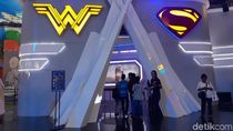 Melihat Aksi Wonder Woman dan Superman di 4D Theater