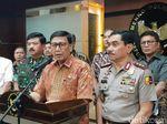 Wiranto soal Korban Kerusuhan Mei: Proyektil Bukan dari Senjata Polri