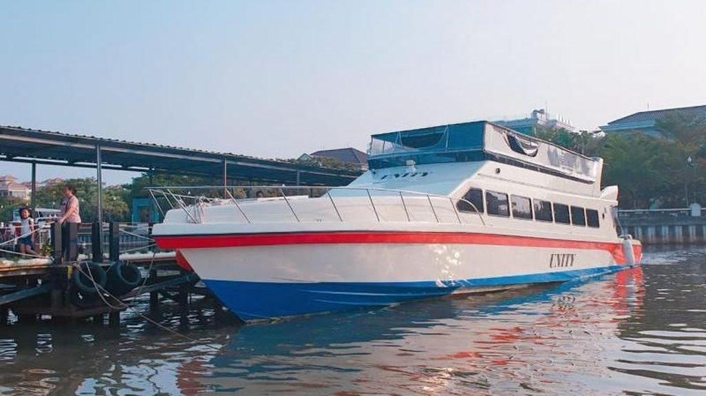 Mau ke Pulau Pramuka, Mampir Dulu ke Dermaga Ini