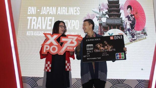 BNI-JAL Beri Promo Menarik Liburan ke Jepang Sampai AS