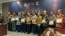 Prima Beri Info Mudik 2019, 12 Kementerian/Lembaga Diberi Penghargaan