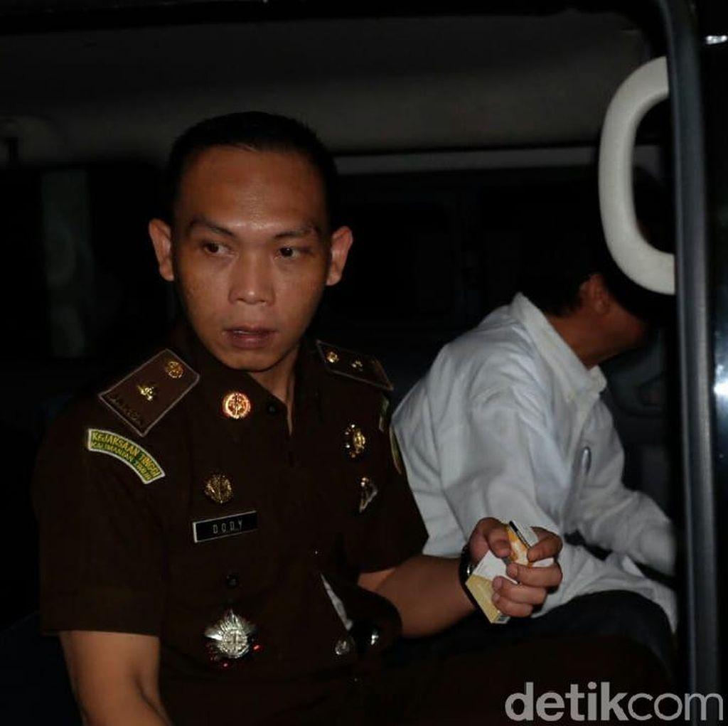 Bos Media Tersangka Dugaan Korupsi Kejari Dirawat di RSUD Trenggalek