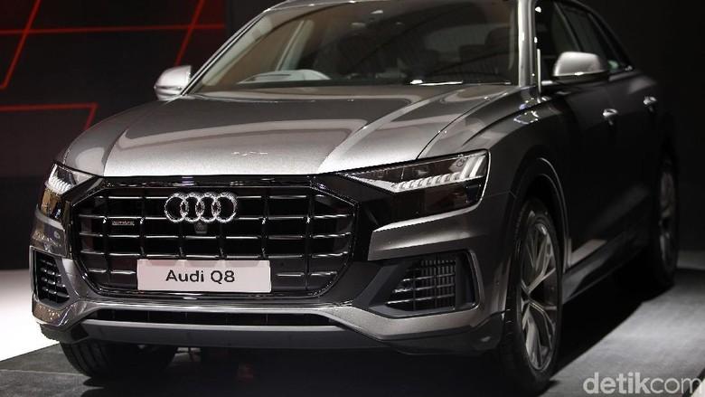 Audi Q8 Foto: Rifkianto Nugroho