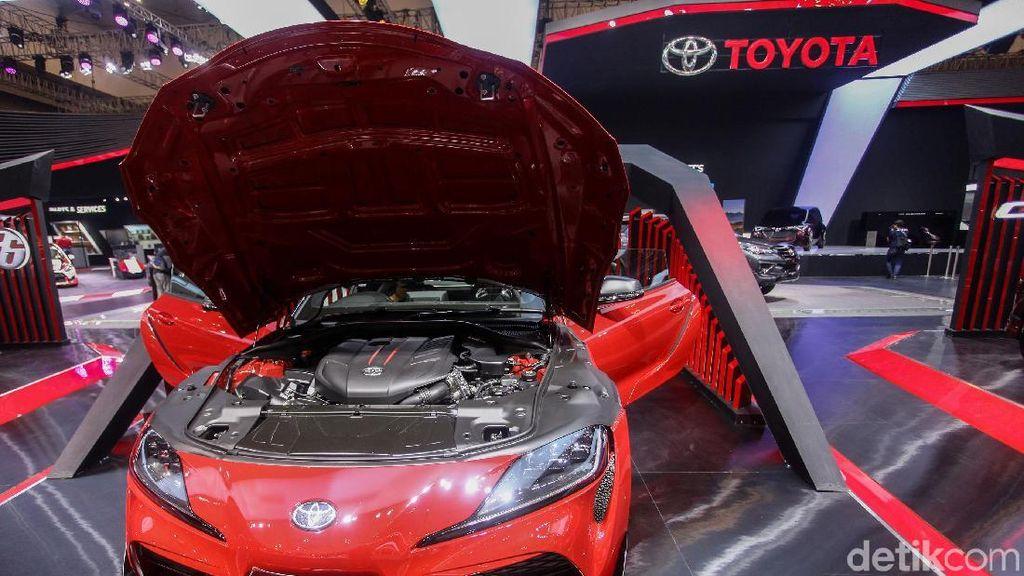 Yah, Toyota Supra ngga Bakal Disetrum